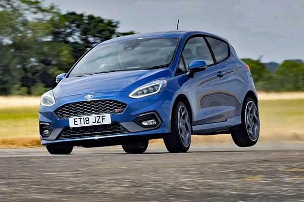 Ford Fiesta ST named Parkers Car of the Year 2019