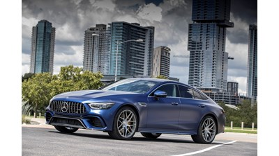 Mercedes-AMG GT 4-Door Coupe GT 63 4Matic+ AMG Speedshift MCT auto 4d