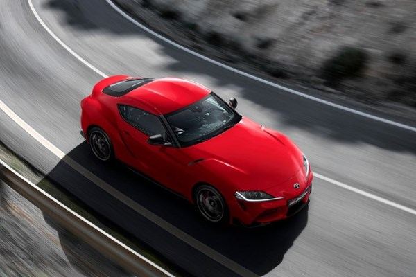 2019 Toyota GR Supra early drive review