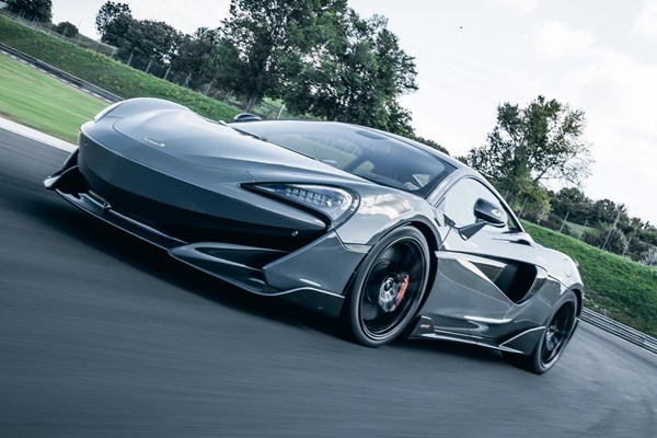 McLaren 600LT Coupe (18 on) - rated 4.5 out of 5
