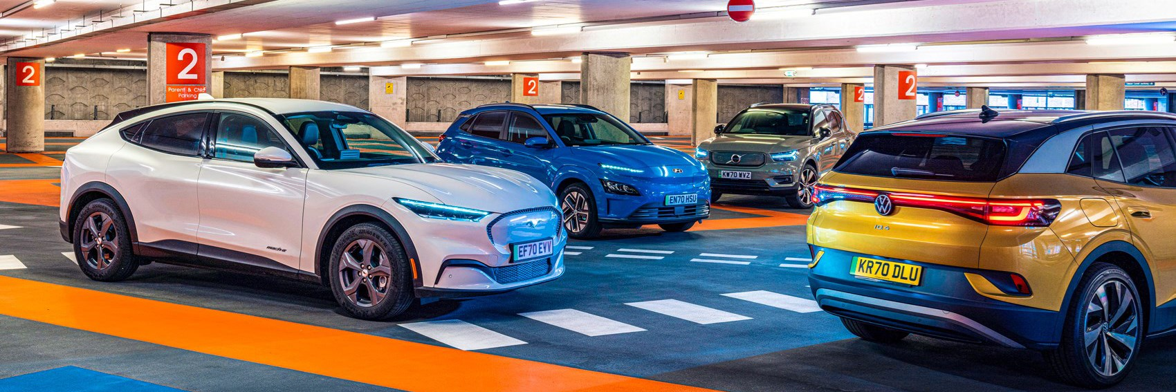 Best electric cars (2021)