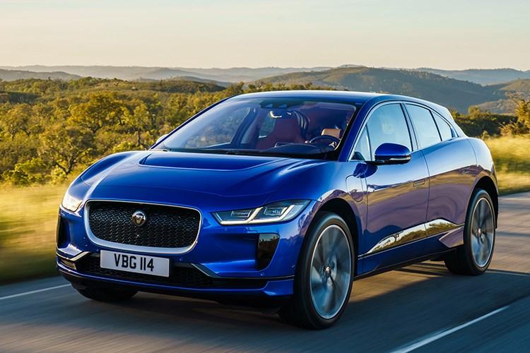 Jaguar I-Pace - best electric cars