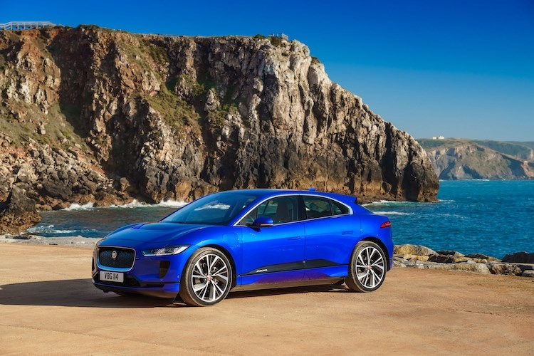Best electric cars: Jaguar I-Pace (2020)