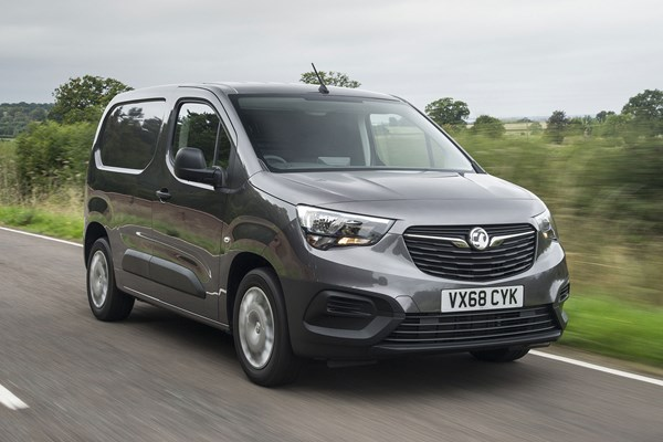 Vauxhall Combo Cargo review (2019-on)