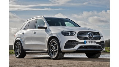 Mercedes-Benz GLE SUV GLE 300 d 4Matic AMG Line 5 seats 9G-Tronic auto 5d