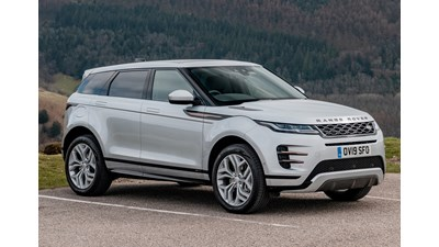 Land Rover Range Rover Evoque SUV First Edition D180 auto 5d