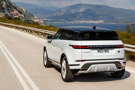 Land Rover Range Rover Evoque (2019) MPG, Running Costs