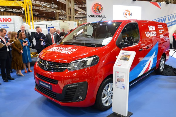 fashionable and attractive package hot-selling authentic women All-new Vauxhall Vivaro makes public debut at CV Show 2019 ...
