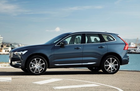 Volvo Xc60 The Best Hybrid Suvs