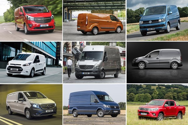 5ba02a3f16d264 Most reliable vans according to the 2018 FN50 van reliability survey