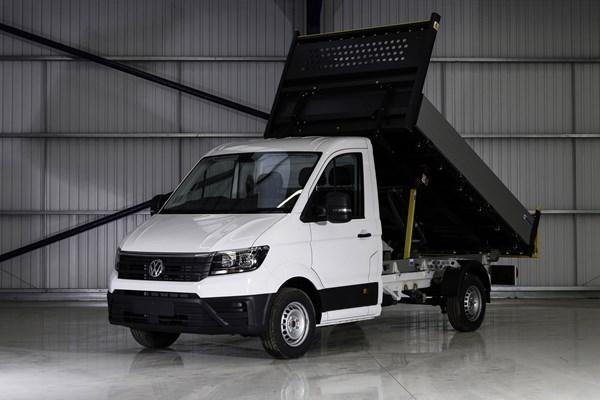 VW announces new Engineered To Go conversions range