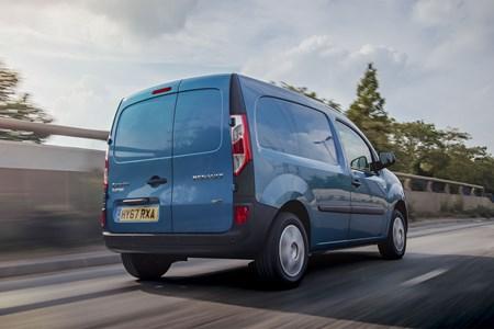 renault kangoo ze (2017) review - the longer-lasting electric van