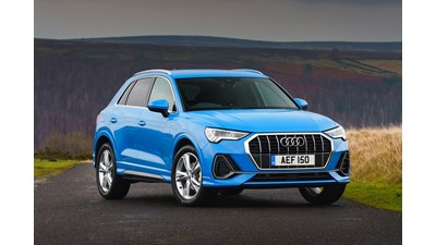 Audi Q3 SUV Sport (Comfort and Sound Pack) 35 TFSI 150PS 5d
