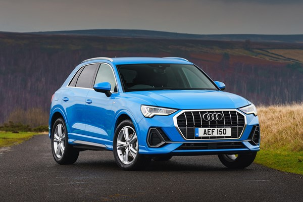 Audi Q3 SUV (18 on) - rated 4.4 out of 5
