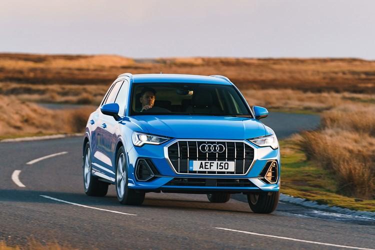 Audi Q3 leasing deals