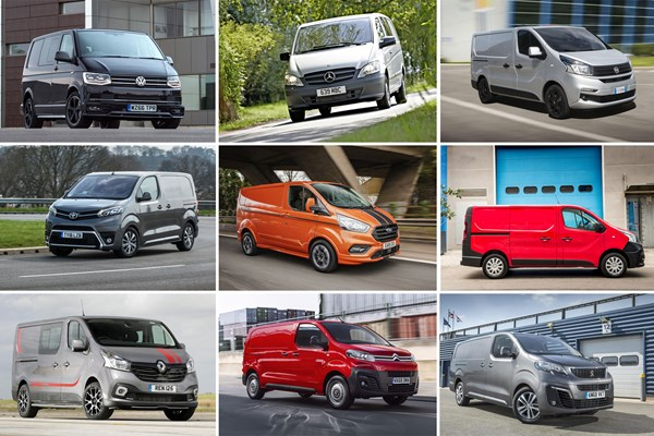 Best Vans 2019 Best medium vans 2019 | Parkers