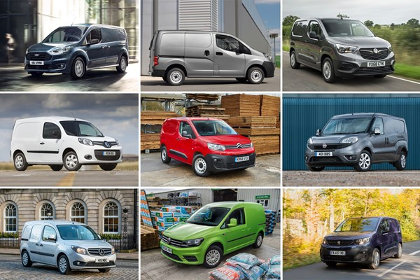 c3e3a4def7 Best small vans 2019
