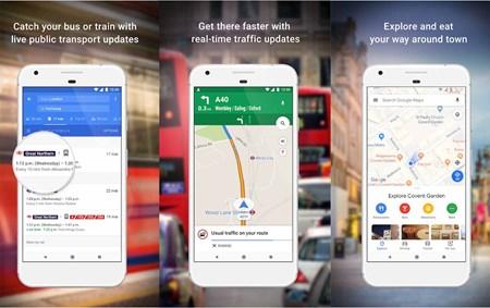The Best Sat Nav Apps 2019 Parkers