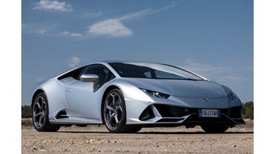 Lamborghini Huracan Evo Coupe Evo LDF auto 2d