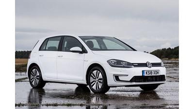 Volkswagen e-Golf Hatchback e-Golf auto (03/17 on) 5d