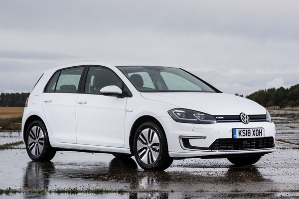 Volkswagen e-Golf Hatchback (14 on) - rated 4.2 out of 5