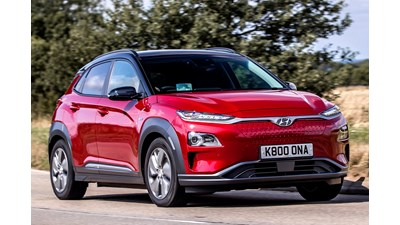 Hyundai Kona Electric SUV Premium 64 kWh Battery 204PS auto 5d