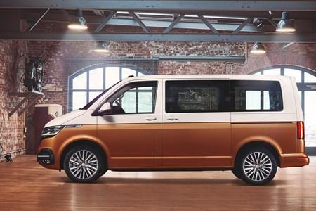 Volkswagen Transporter T6 1 officially revealed – full details and
