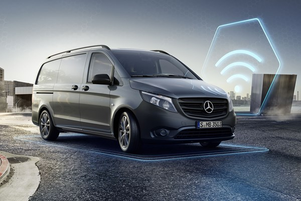 Mercedes-Benz Vito 2019 – new engines and tech revealed