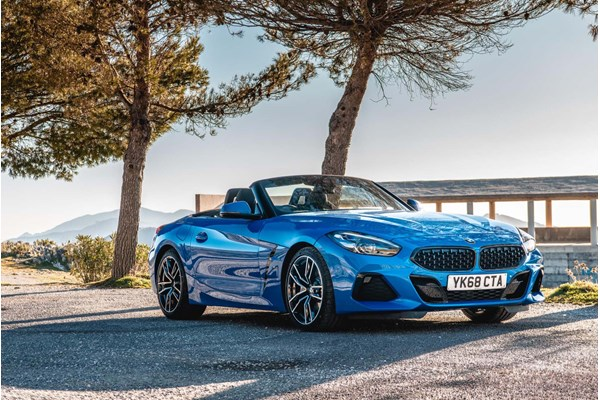 Used Bmw Z4 Roadster 2019 Review Parkers