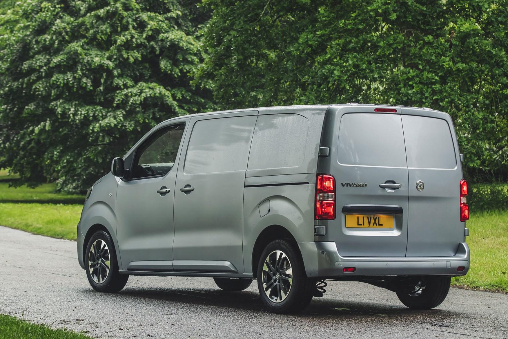 Vauxhall Vivaro Review 2020 Parkers