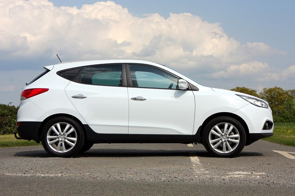 The Best Used Crossover Cars Parkers