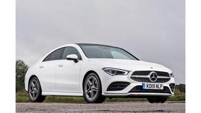 Mercedes-Benz CLA Coupe CLA 180 AMG Line Premium 7G-DCT auto 4d