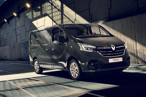 Latest Renault Trafic News