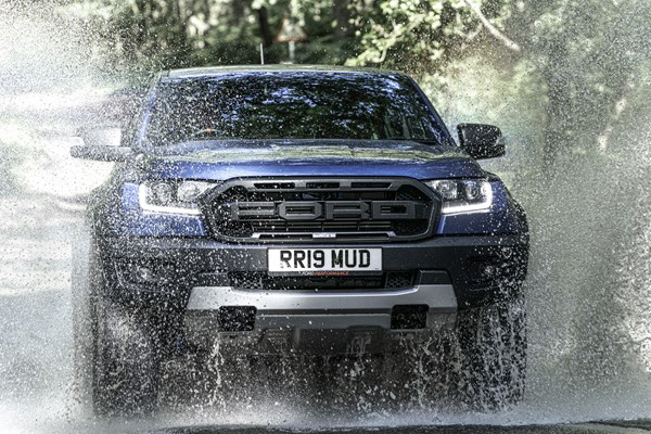 Ford Ranger Raptor review - high-performance off-road pickup