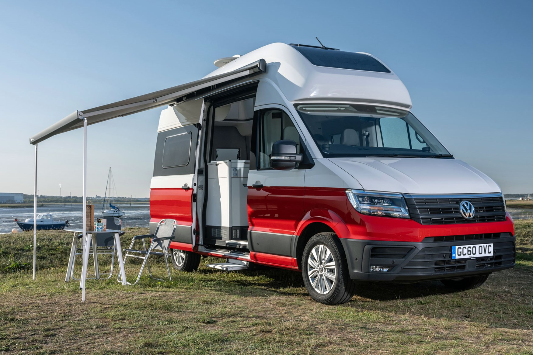 Volkswagen Grand California Review Full Uk Test Of Factory Built Supersized Campervan From Vw Parkers