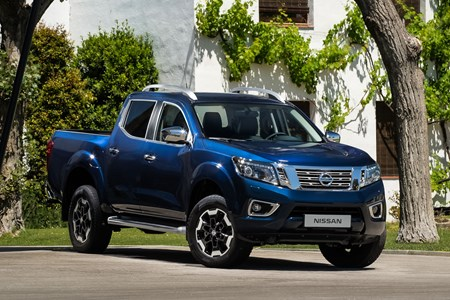 2019 Nissan Navara Facelift More Payload More Torque