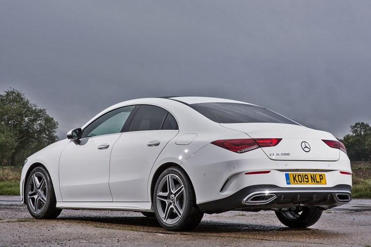 Mercedes-Benz CLA leasing deals