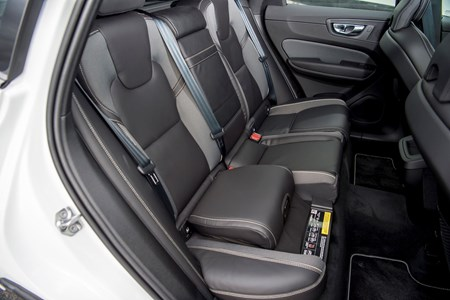 Volvo XC60 (2019) Practicality, Boot Space & Dimensions