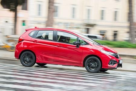 Honda Jazz (2019) Engines, Drive & Performance   Parkers