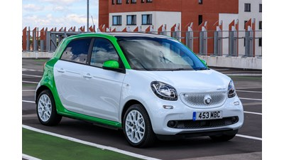 Smart EQ Forfour Hatchback EQ 82hp Prime Premium 22kW Charger auto 5d