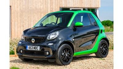 Smart EQ Fortwo Cabrio Prime Exclusive 82hp auto 2d