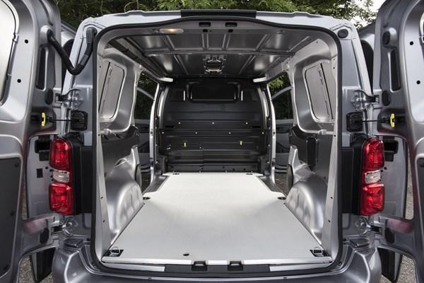 Vauxhall Vivaro Van Dimensions 2019 On Capacity Payload