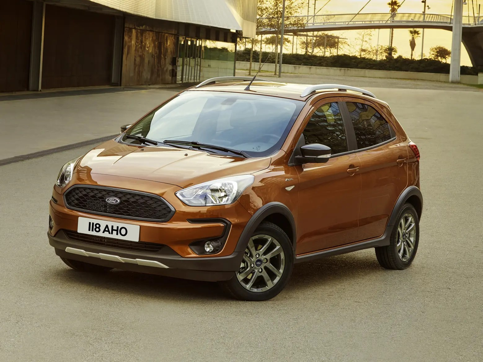 Ford axes Ka+ and Ka+ Active; Fiesta gets new base model  Parkers