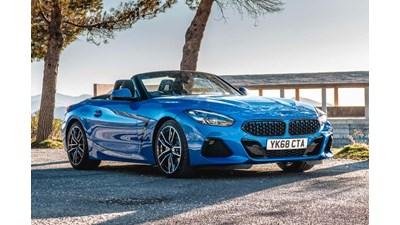 BMW Z4 Roadster sDrive20i M Sport (Plus Package and Technology Package) Sport Automatic 2d
