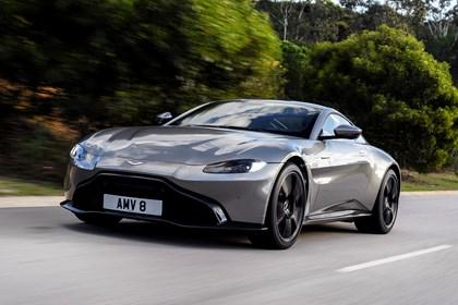 Aston Martin Vantage Specs Dimensions Facts Figures Parkers
