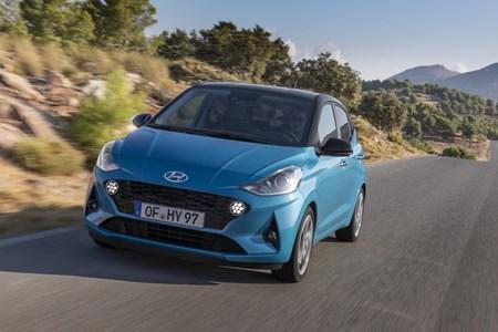 Cars coming soon: Hyundai i10 | Parkers