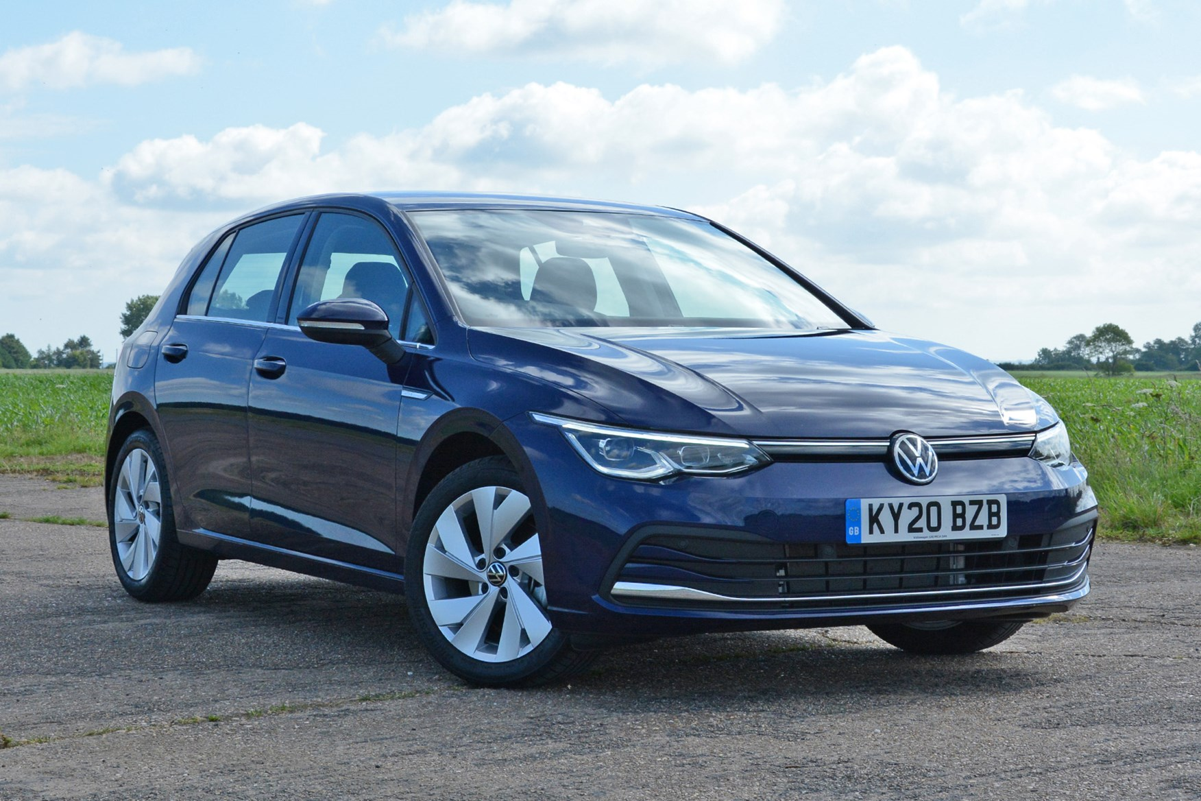 VW Golf review 2020