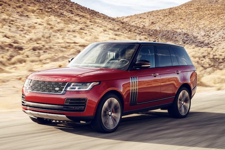 2020 Range Rover SUV