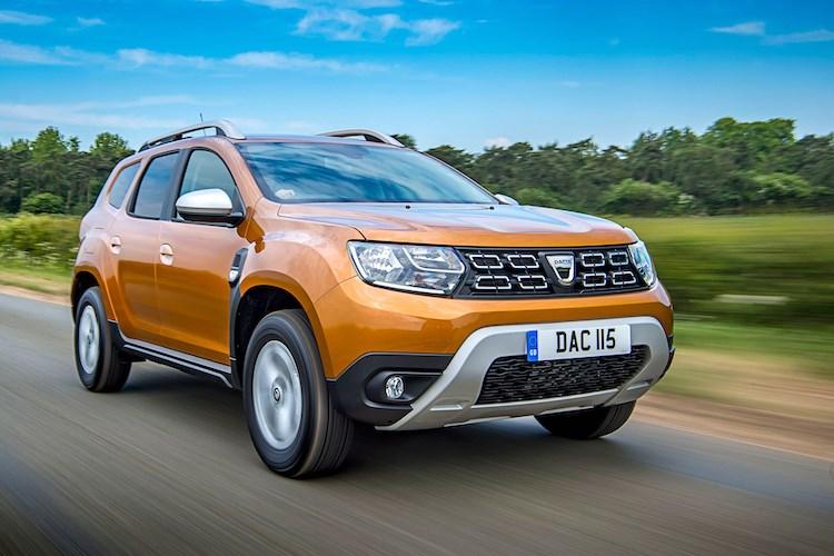 2020 Dacia Duster SUV
