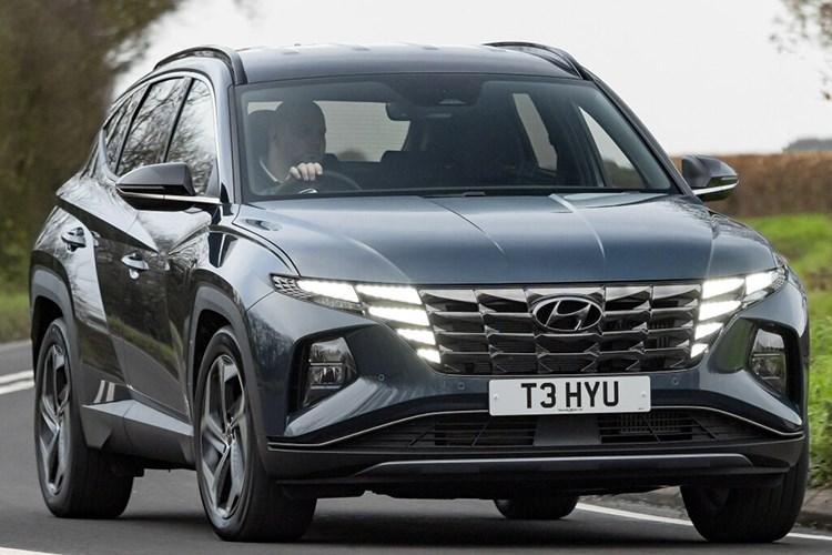 Hyundai Tucson (2021) main image